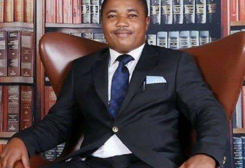 Photo of Nnamdi Kanu's lawyer, Ifeanyi Ejiofor, declared wanted