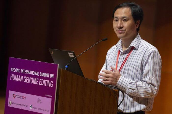 China jails scientist for editing genes of babies
