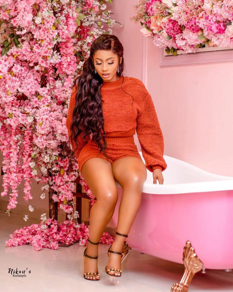 Sexy photos of Mercy Eke