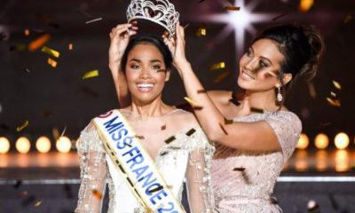 Clémence Botino wins Miss France 2019 edition