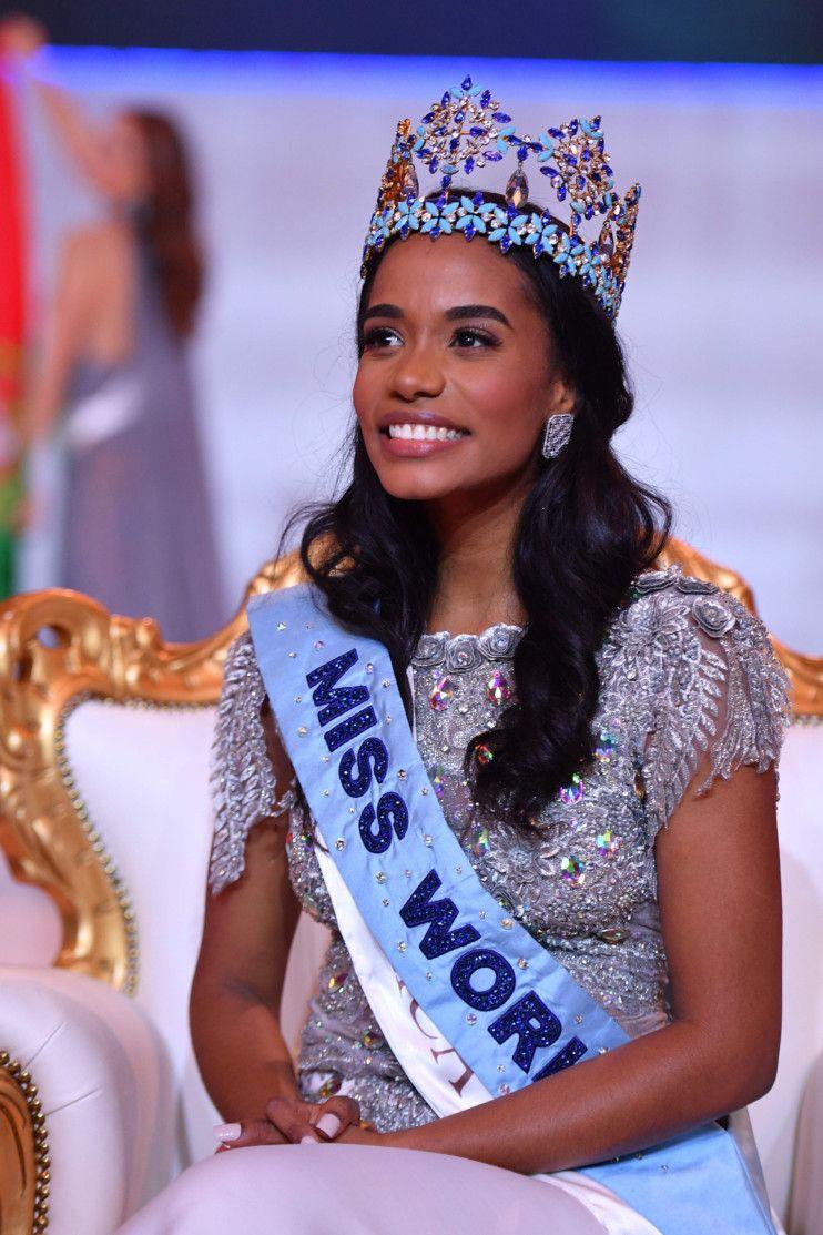 Photo of Miss Jamaica, Toni-Ann Singh wins 2019 Miss World pageant (photos)