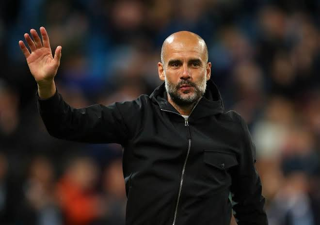 Guardiola snubbed Man City players after Lyon defeat