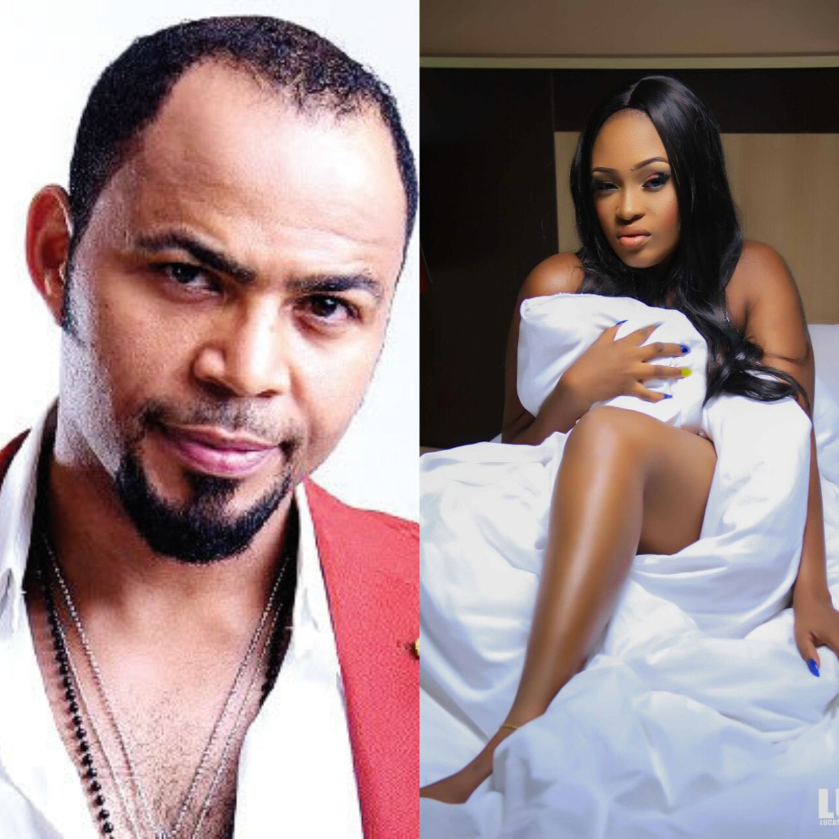 Photo of Actress Nneoma Okoro reveals what Ramsey Nouah did the day she tried to seduce him