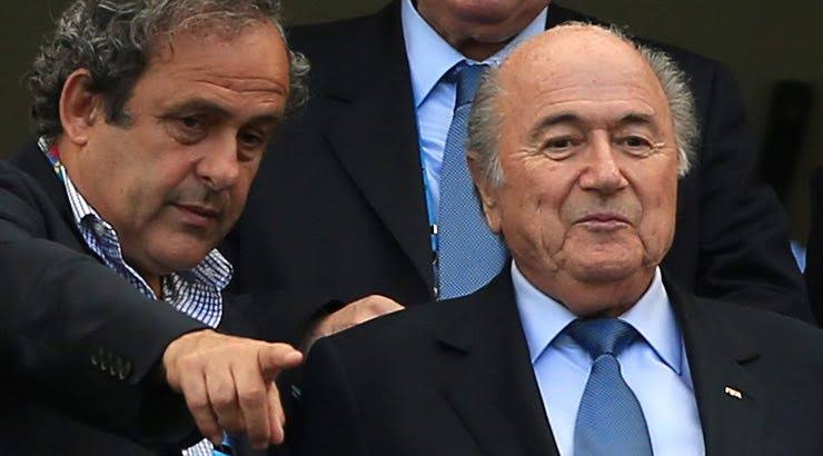FIFA files legal action against Sepp Blatter and Michel Platini