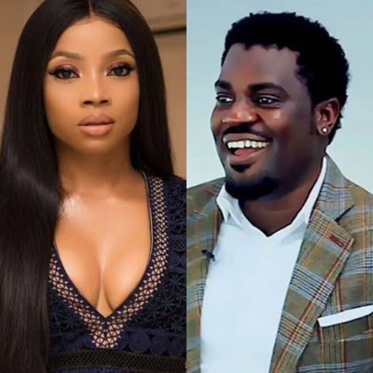 Photo of Show us how you're able to afford your lifestyle – Yomi Black to Toke Makinwa