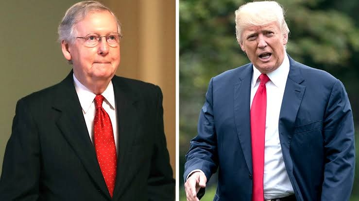 Photo of There is zero chance that we'll remove Trump from office – US Senate leadership