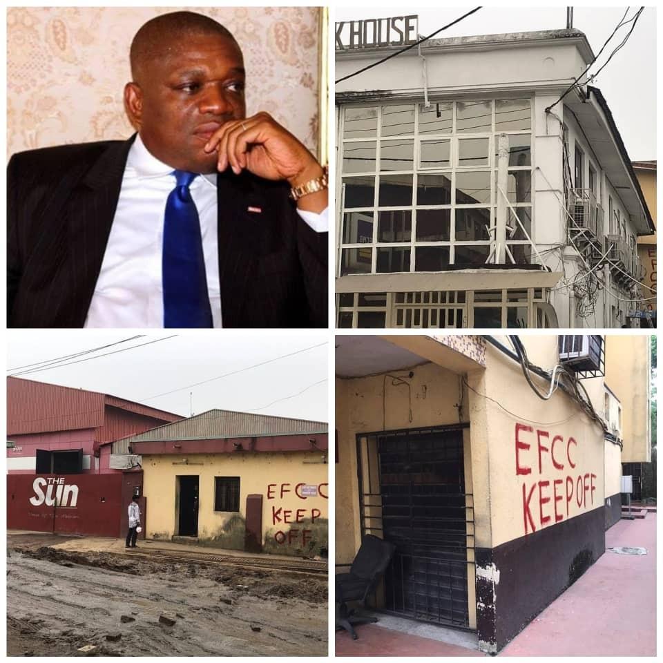 EFCC marks properties of convicted Orji Uzor Kalu