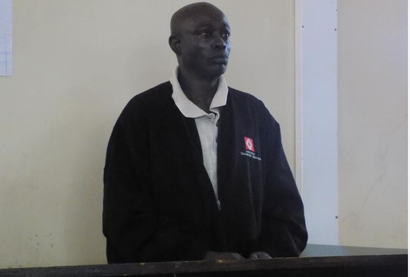 Photo of Kenya police officer who killed 10 people bags 20-years in jail