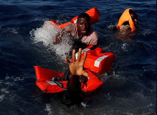 Photo of 58 migrants dead as boat capsizes off coast of Mauritania