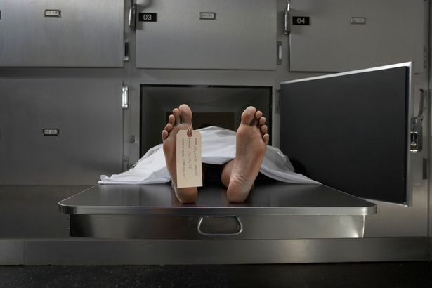 Forensic expert caught having sex with corpse
