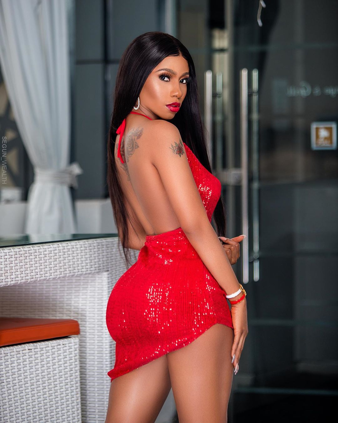 Photo of Mercy Eke shows her hot curves in new photos