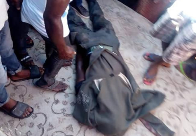 ASP killed while arresting murder suspect at Bwari chief's palace