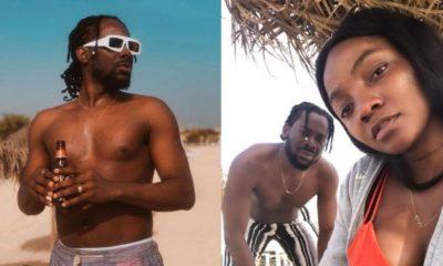 Photo of Adekunle Gold and Simi celebrate their wedding anniversary in Cape Verde