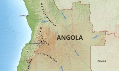 Angola coronavirus death