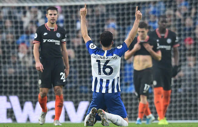 Photo of EPL: Brighton spoil Chelsea's New Year party as Villa secure vital win