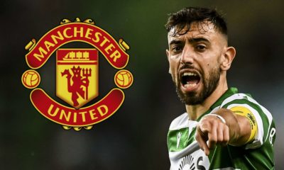 Manchester Utd reach €55m agreement to sign Bruno Fernandes
