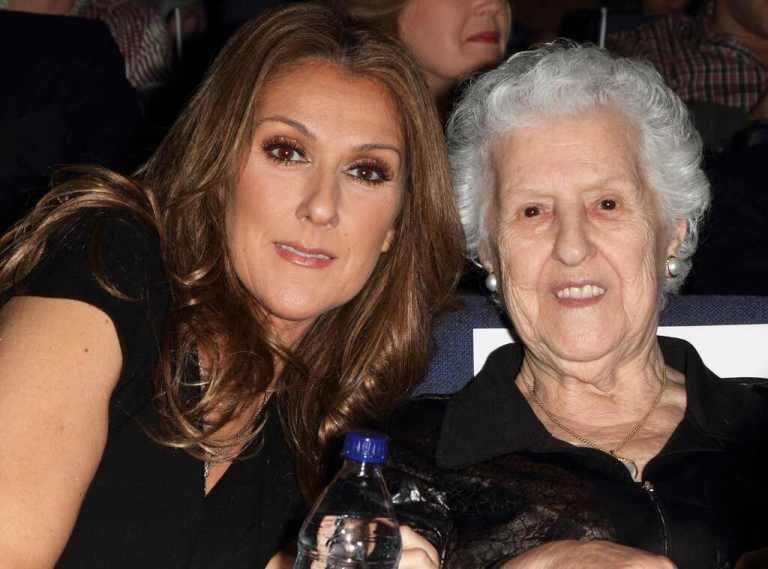 Celine Dion's mother dies at 92