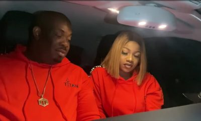 Tacha and DonJazzy
