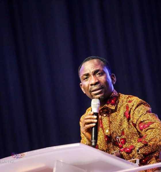 Dunamis 12 January 2020 Anointing Service