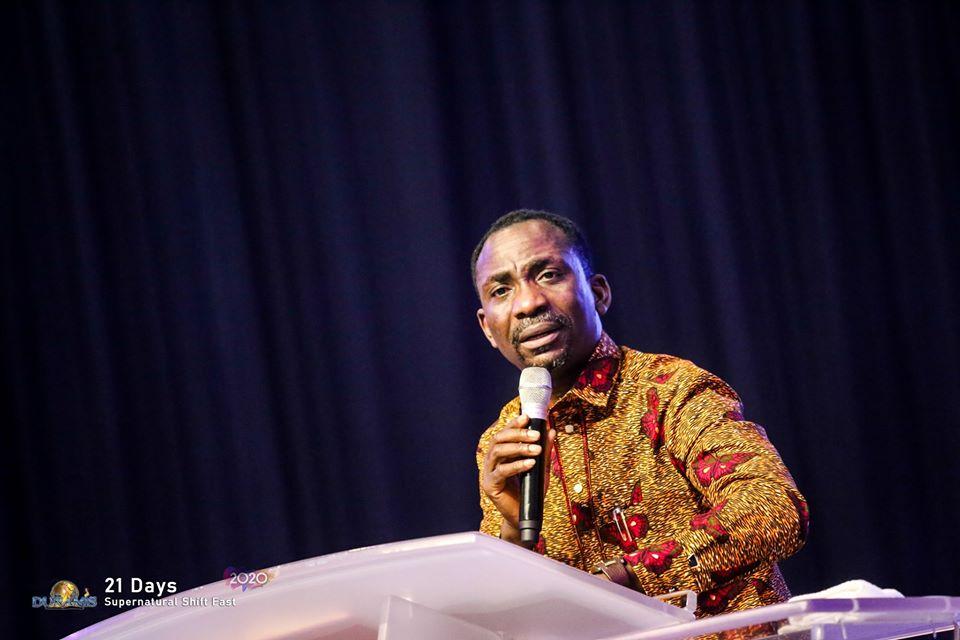 Dunamis 12 January 2020 Anointing Service