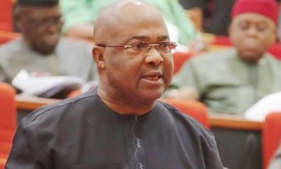 Uzodinma, Signs New Law Empowering Him To Arrest, Detain Residents Perpetually