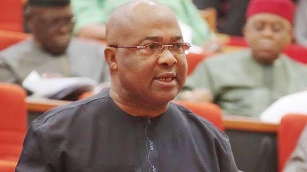 Hope Uzodinma suspends all contracts awarded by Ihedioha
