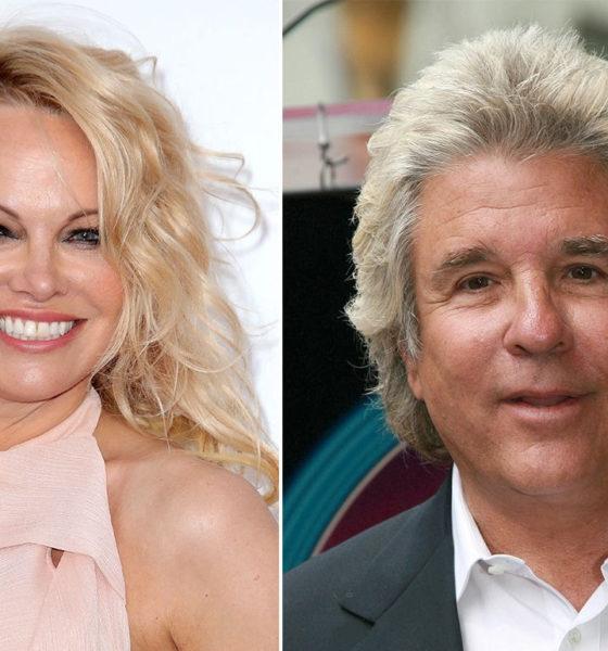 Pamela Anderson, 52, marries movie producer Jon Peters