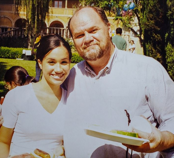 Photo of Meghan Markle's father is set to testify against her in court battle