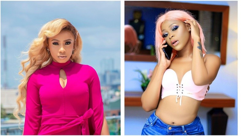 Photo of BBNaija's Mercy called out by Ike's former lover on Instagram (Watch)