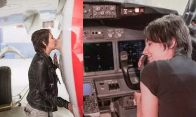 German woman to marry airplane she met six years ago