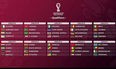 Qatar 2022 World Cup qualifiers