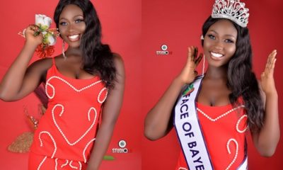 Queen Beatrice Ghandi speaks on issues affecting the Ijaw Girl