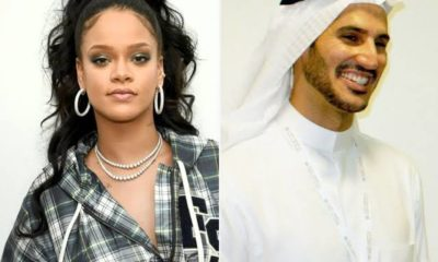 Rihanna and Hassan Jameel split