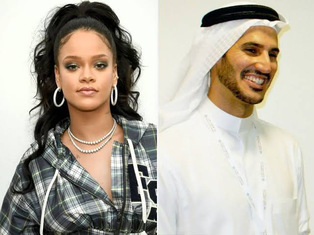 Photo of Rihanna and Hassan Jameel split after nearly 3 years together