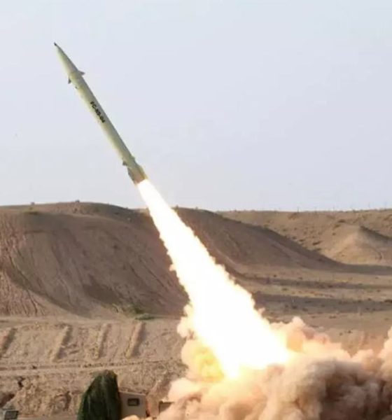 rockets launched into US bases in Iraq