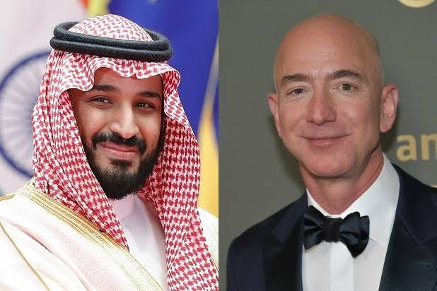 Saudi Prince Bin Salman hacked Washington Post owner Jeff