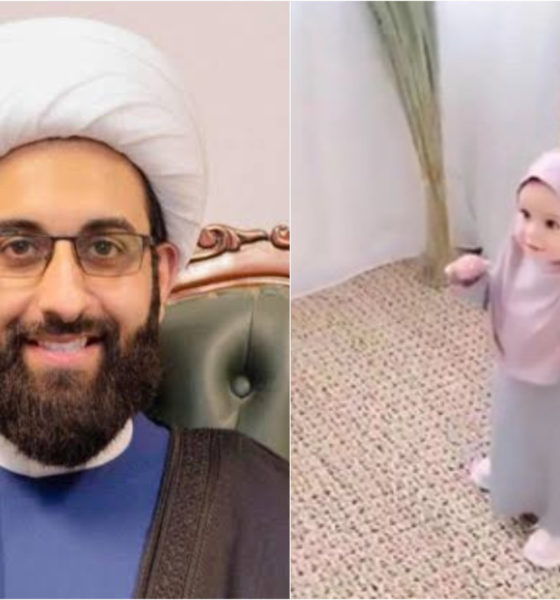 Covering hijab on little girls is sexualizing them - Imam Tawhidi