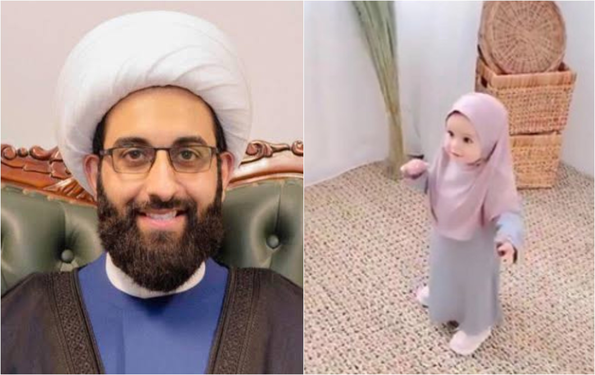 Photo of Covering hijab on little girls is sexualizing them – Imam Tawhidi