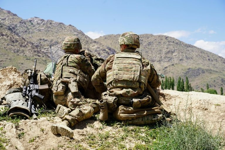 Photo of Two US soldiers are killed and two others injured in roadside bomb attack in Afghanistan