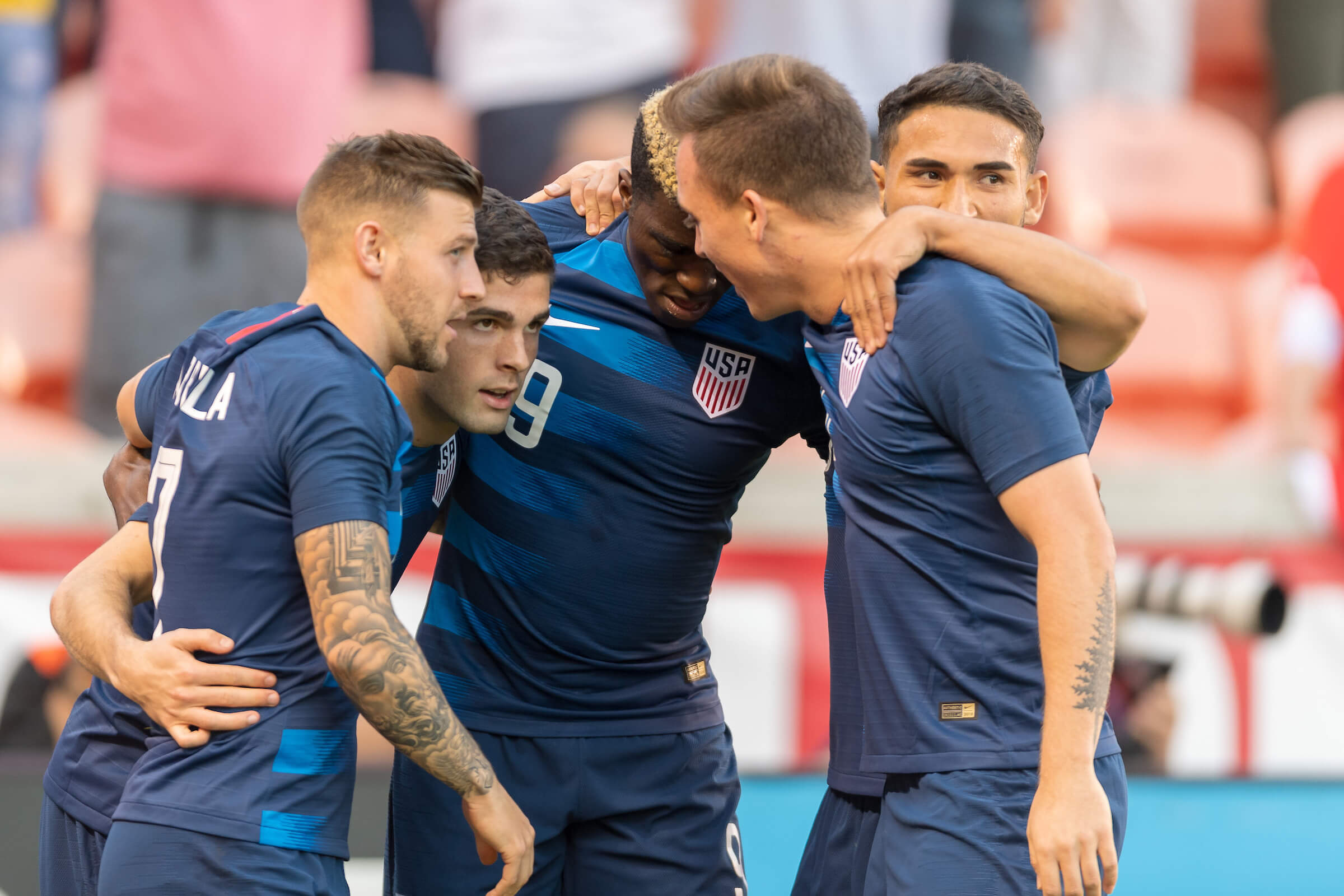 US national team cancel winter training camp in Qatar