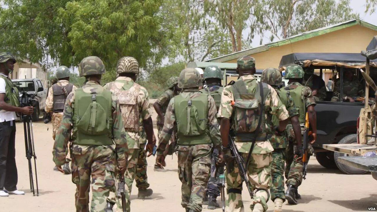 Photo of Soldiers foil Boko Haram attack in Damaturu