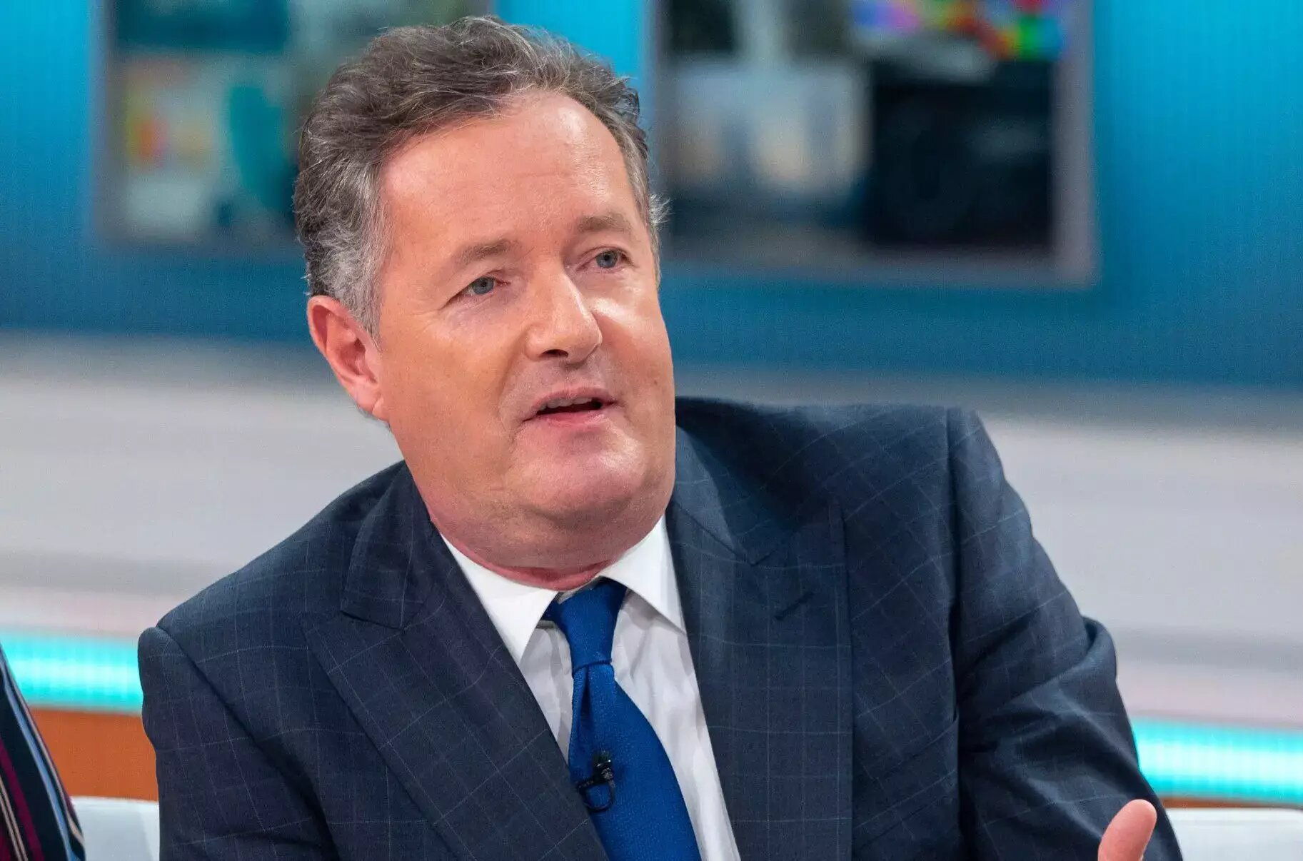 Photo of Piers Morgan accused of being obsessed with Meghan Markle as he shares screenshot of the first DM she sent to him