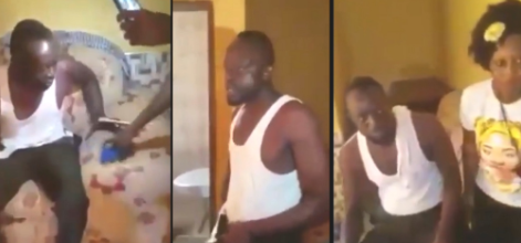 Photo of Pastor caught in hotel room while allegedly trying to sleep with Elder's wife (video)