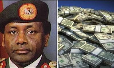 Nigeria govt receives $311m Abacha loot