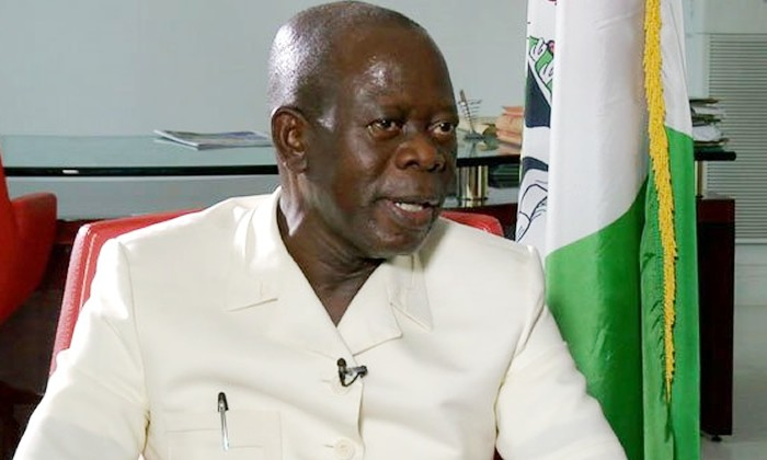 Photo of Adams Oshiomole breaks his silence after Edo governorship election