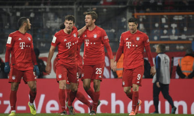 Champions League: Bayern Munich beat Chelsea 3-0