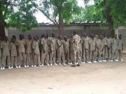 Photo of Nigerian soldiers kick as FG allegedly release 1400 rehabilitated Boko Haram suspects