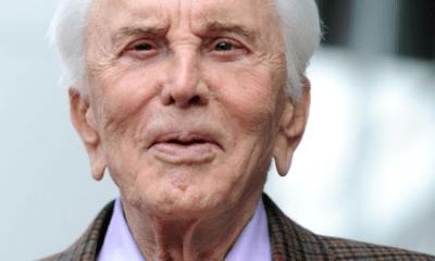 Spartacus actor Kirk Douglas dies aged 103
