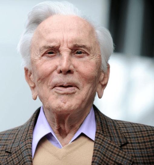 Photo of Spartacus actor Kirk Douglas dies aged 103