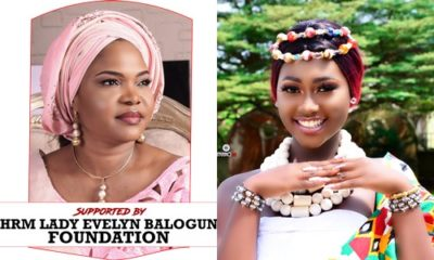 Queen Beatrice Ghandi Face of Bayelsa 2020 Valentine Campaign Video receives endorsement